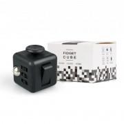 Fidget Cube Cubo Anti Stress Hiperatividade Ansiedade Preto