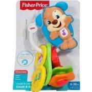 Fisher Price Chaves Divertidas Chaveiro Divertido Mattel FPH56