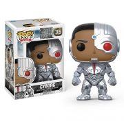 Funko Pop Cyborg Liga da Justiça #209
