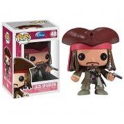 Funko Pop Jack Sparrow #48 Disney Piratas Caribe