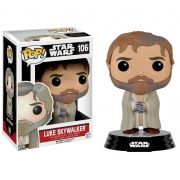 Funko Pop Star Wars Ep VII 7 Luke Skywalker  #106