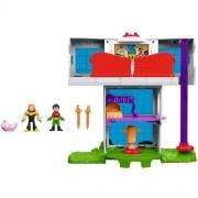 Imaginext Tt Torre Dos Jovens Titas Dtm81 Mattel