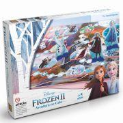 Jogo de Tabuleiro Aventura No Gelo Frozen 2 Grow