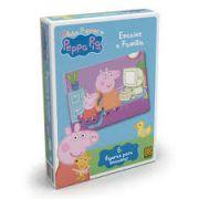 Jogo Encaixe a Família Peppa Pig Grow
