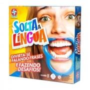 Jogo Solta A Língua -5 Aparelhos Bucais +150 Cartas- Estrela