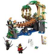 LEGO Ninjago - Confronto de Mestres – 70608