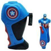 Boneco Capitão América Voador Flying Heroes Captain America - Dtc