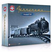 Novo Ferrorama Locomotiva Trem XP 300 Da Estrela