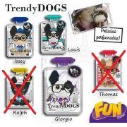 Pelúcias Perfumadas Trendy Dogs G 20cm Giorgio Louis Issey