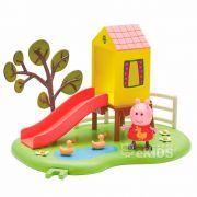 Peppa Pig Hora De Brincar 4205 Playset Dtc