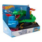 Pista Hot Wheels City Ataque de Cobras Mattel