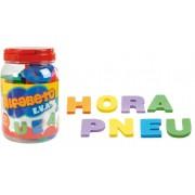 Pote Alfabeto EVA 27 Peças Nig Brinquedos