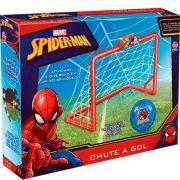 Trave Infantil Chute A Gol Futebol Homem-Aranha