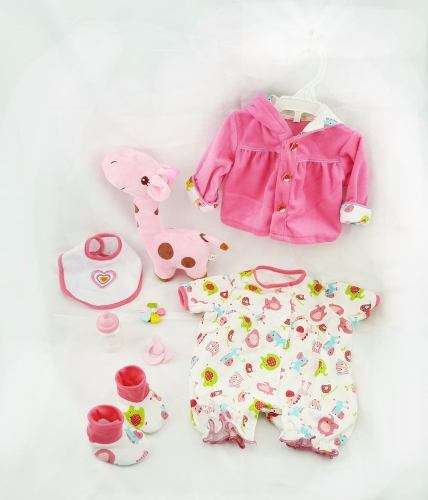 Bebê Reborn Amanda Realista 52 Cm