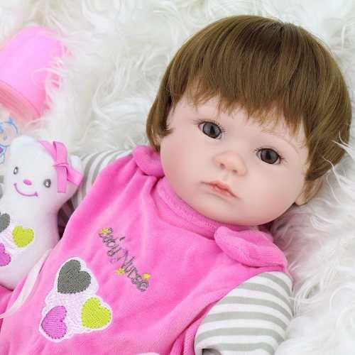 Bebê Reborn Boneca Reborn Larinha Lara