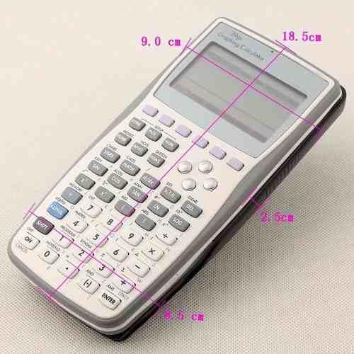 Calculadora Hp 39gs Gráfica Científica