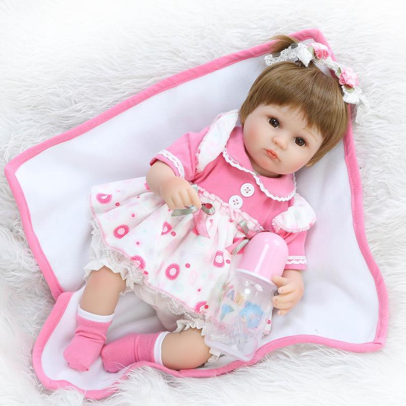 Bebê Reborn Luana 40 cm