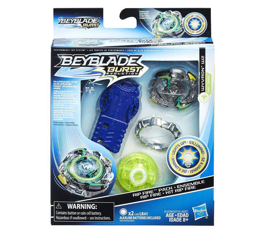 Beyblade Burst Evolution Verde Hasbro
