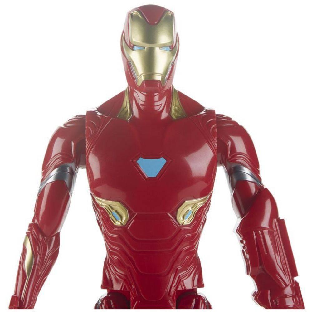 Boneco Vingadores Avengers Homem De Ferro 30 Cm Ultimato