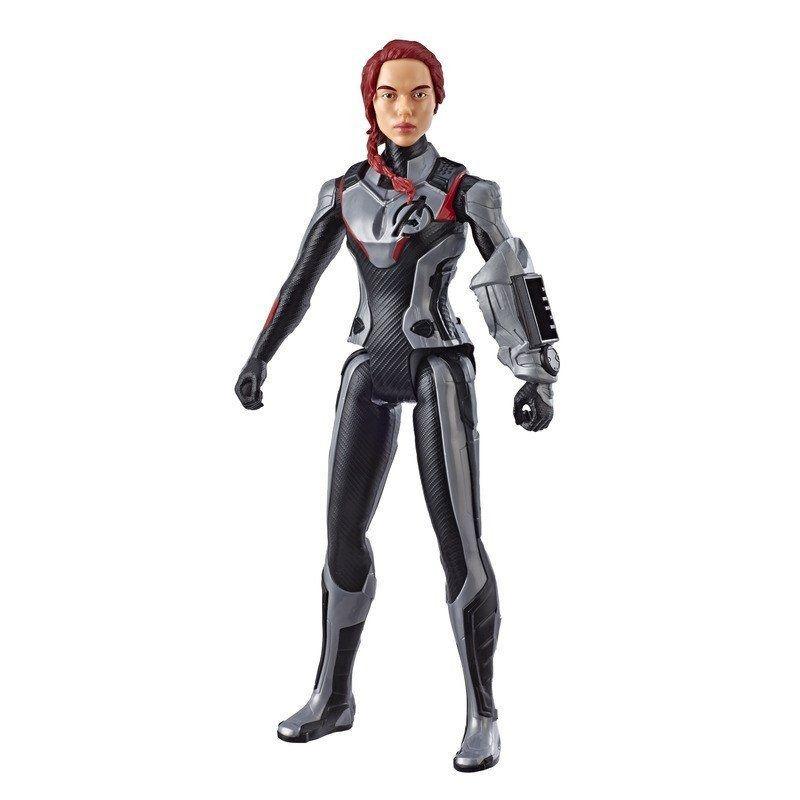 Boneco Vingadores Avengers Titan Hero Power Viúva Negra