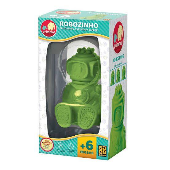 Brinquedo Educativo Robozinho Grow