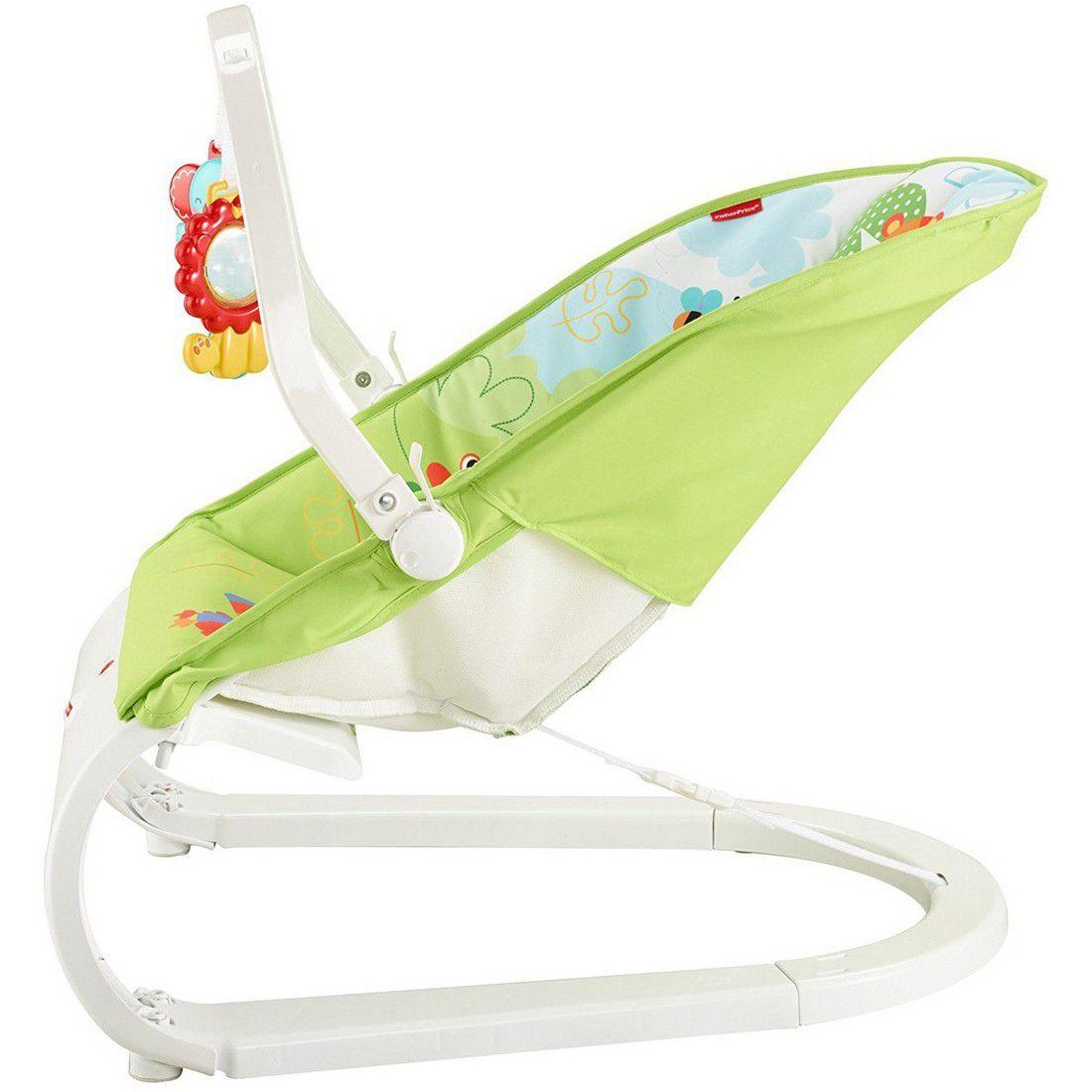 Cadeira Para Bebê Amigos Da Floresta Fisher Price