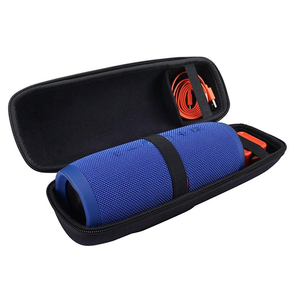 Capinha Case JBL Charge 3 Pulse 2 Espaço para Plug & Cabos