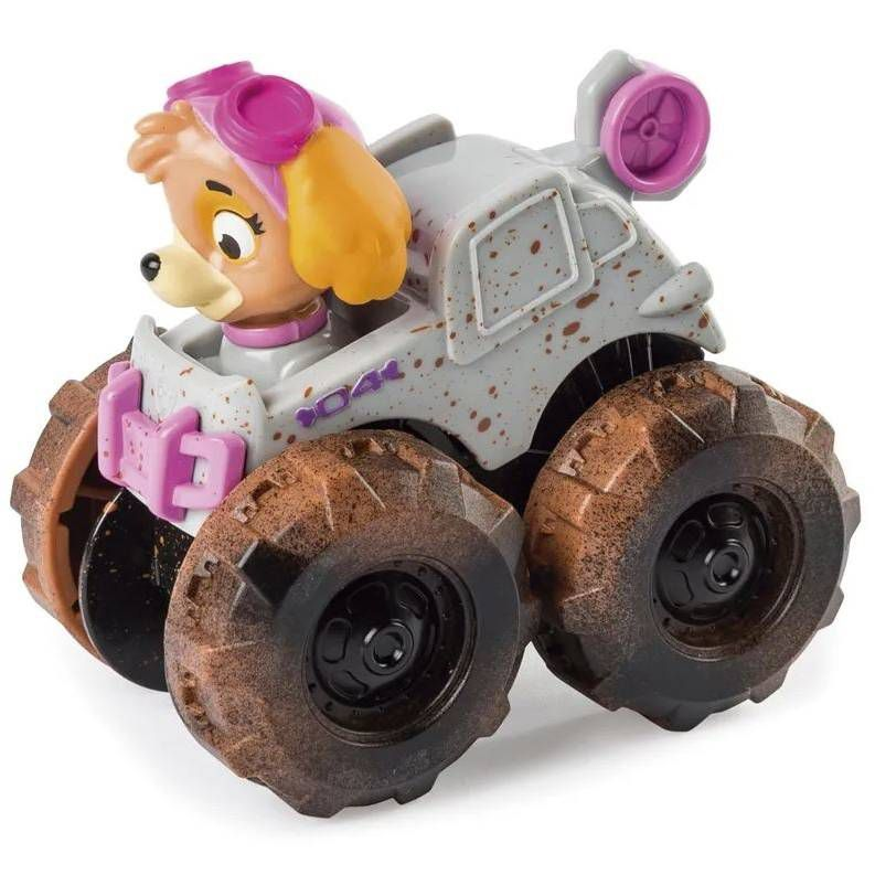 Carrinho Patrulha Canina Skye Monster Truck Sunny