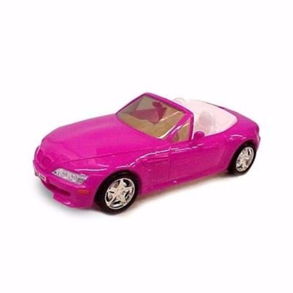 Carro Conversível Roadster Para Boneca Barbie Roma Jensen