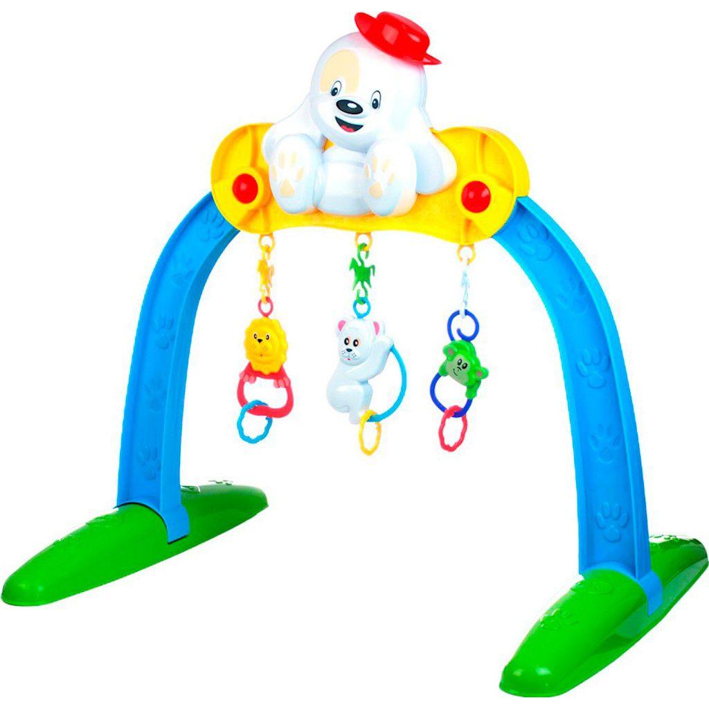 Centro De Atividades Mobile Móvel Baby Gym Calesita Pet
