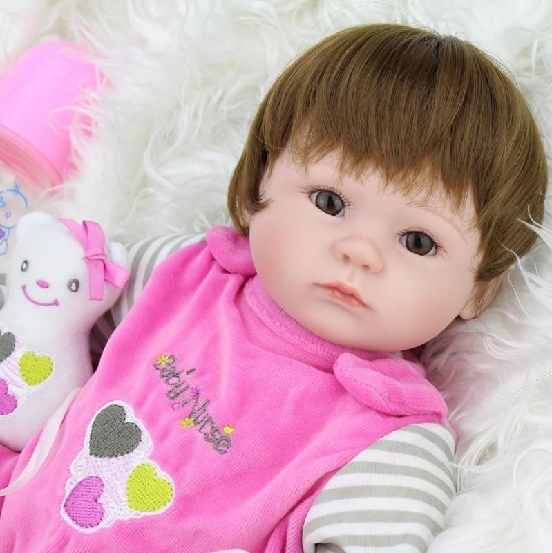 Bebê Reborn Larinha - Sob Encomenda