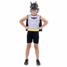 Fantasia  Batman Infantil Regata Sulamericana