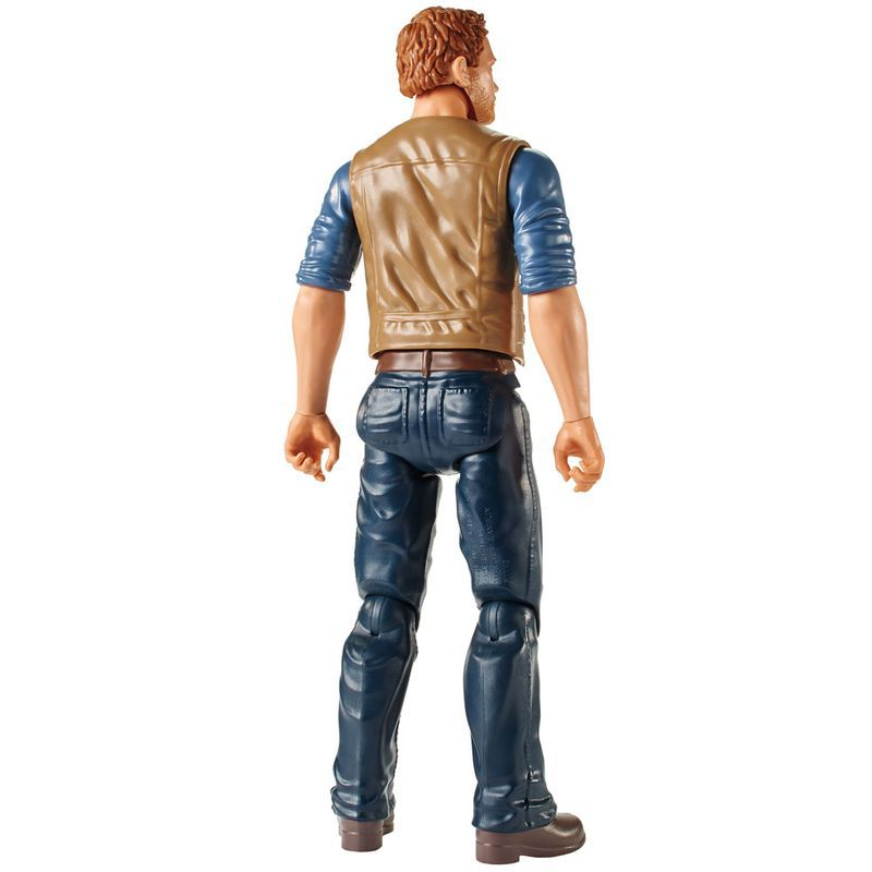 Figura Básica - Jurassic World 2 - Dino Value - Owen - Mattel