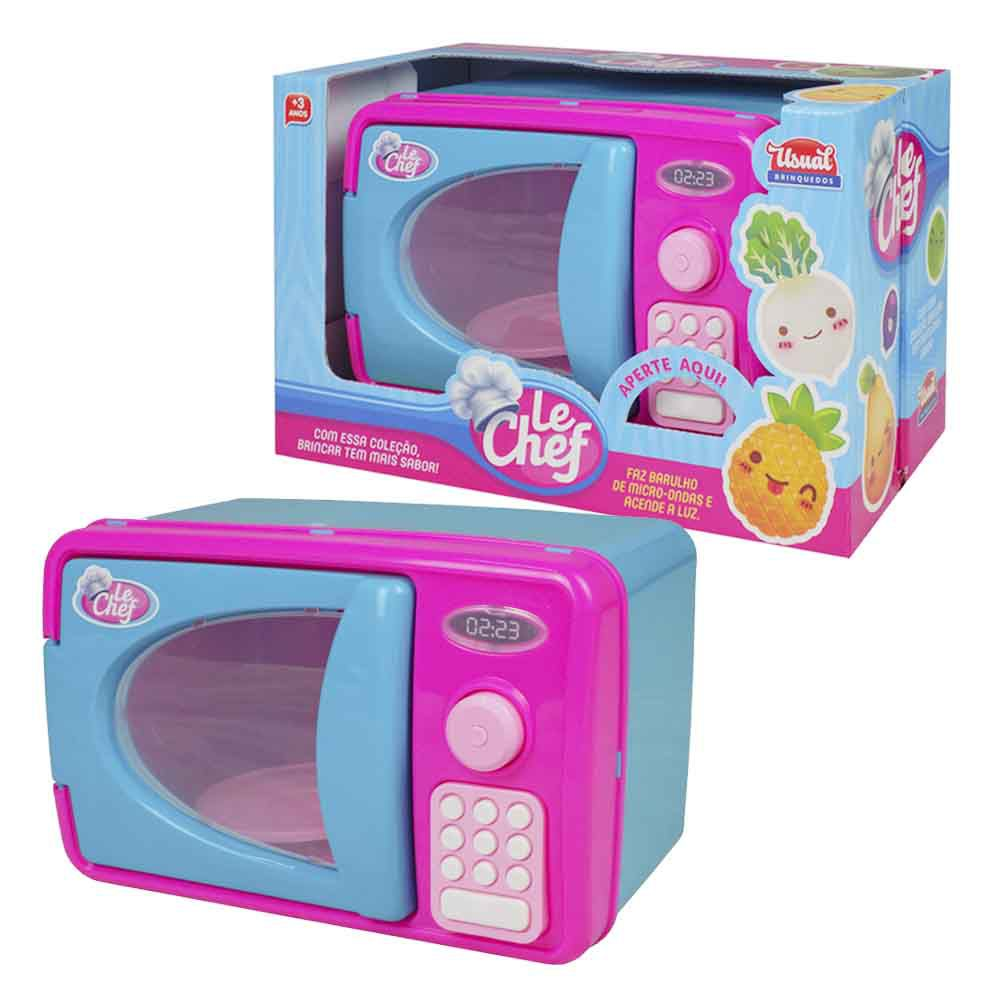 Forno Microondas Infantil - Usual