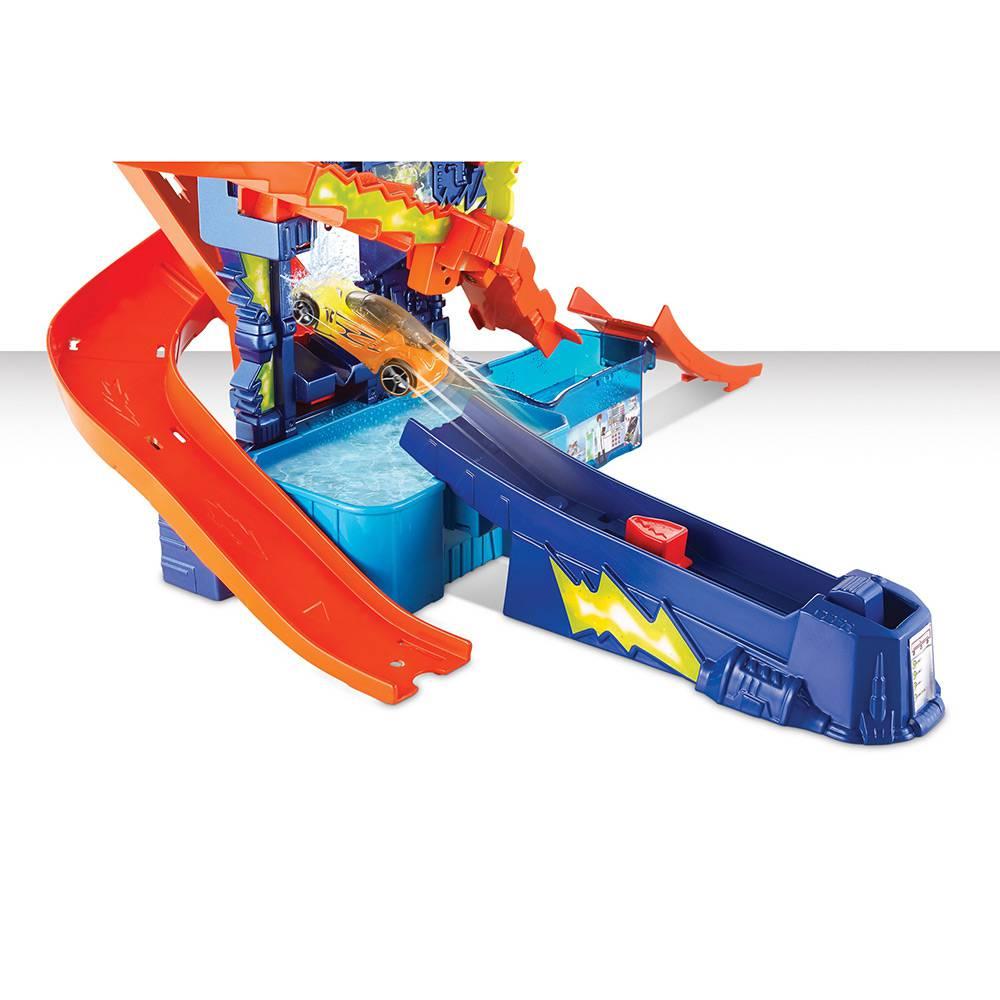 Hot Wheels Estação Científica Mattel Ccp76