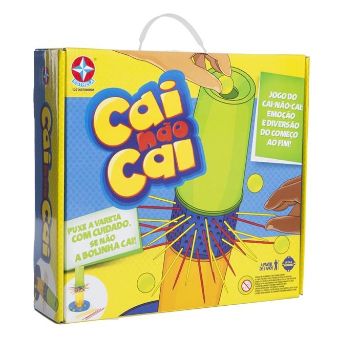 Jogo Cai Não Cai Estrela Original