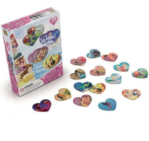 Jogo de Memória Princesas Disney 02161