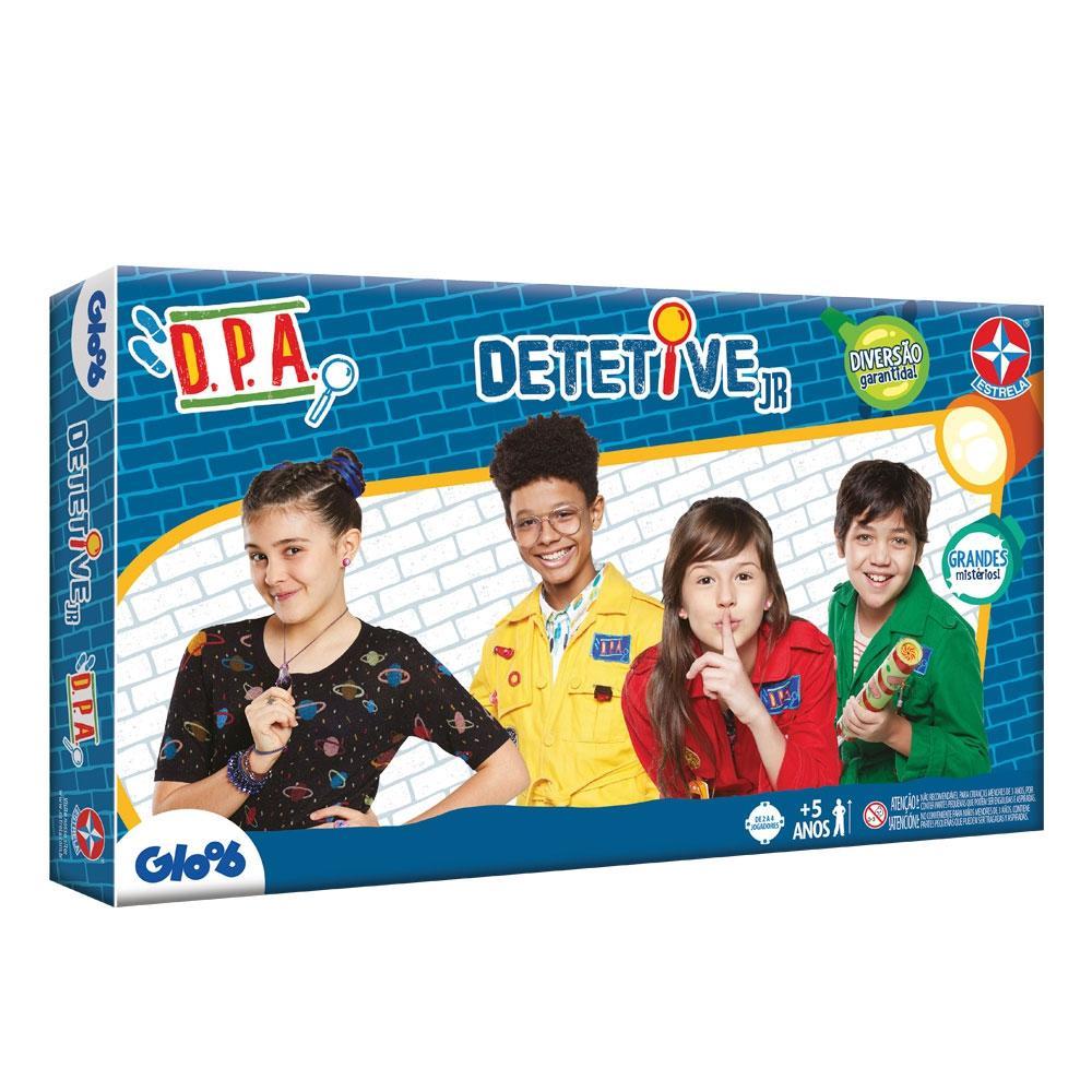 Jogo Detetive Junior Estrela Dpa Detetives Do Prédio Azul
