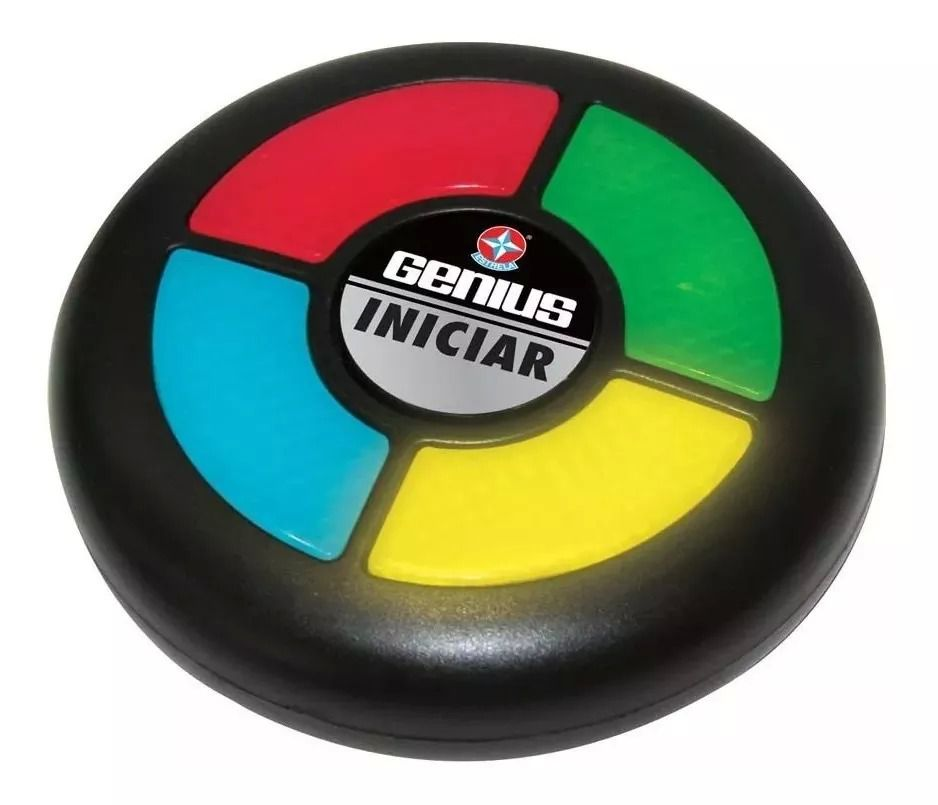 Jogo Genius Para Viagem 006 Estrela Original