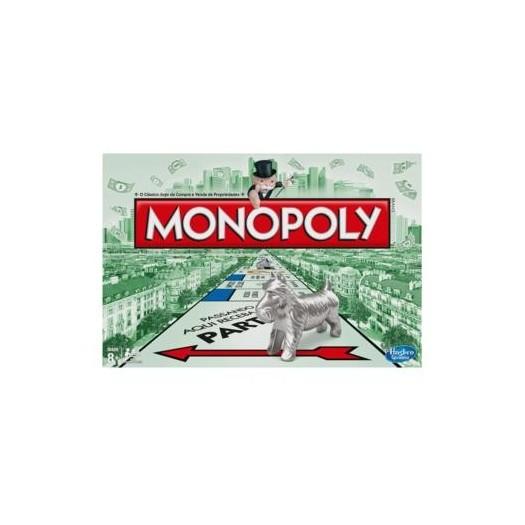 Jogo Monopoly Hasbro