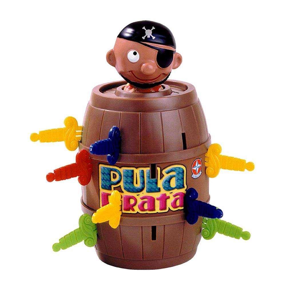 Jogo Pula Pirata Estrela Realidade Aumentada