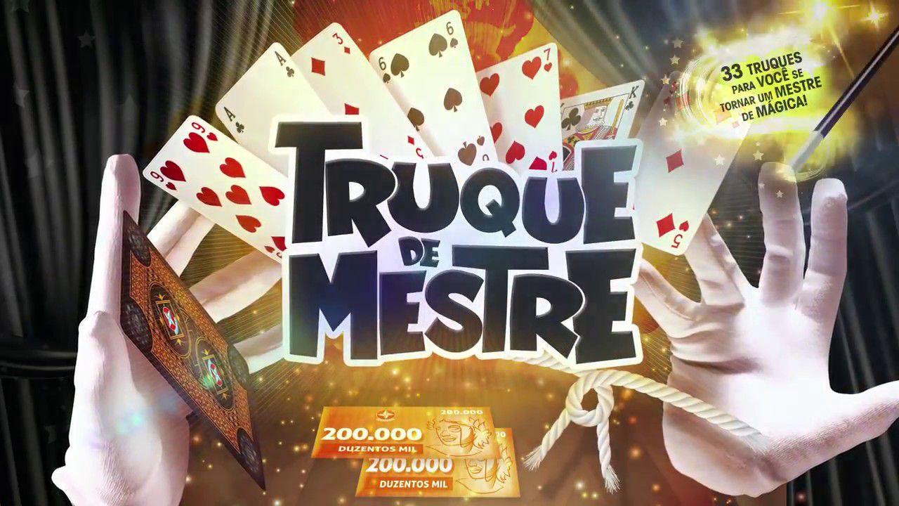 Jogo Truque De Mestre Mágica 33 Truques Mágica- Estrela