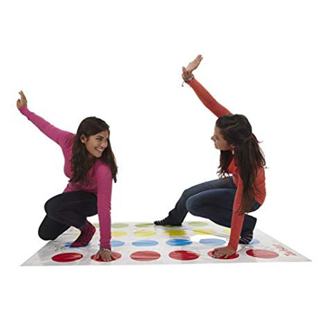 Jogo Twister Hasbro Novos Movimentos 98831