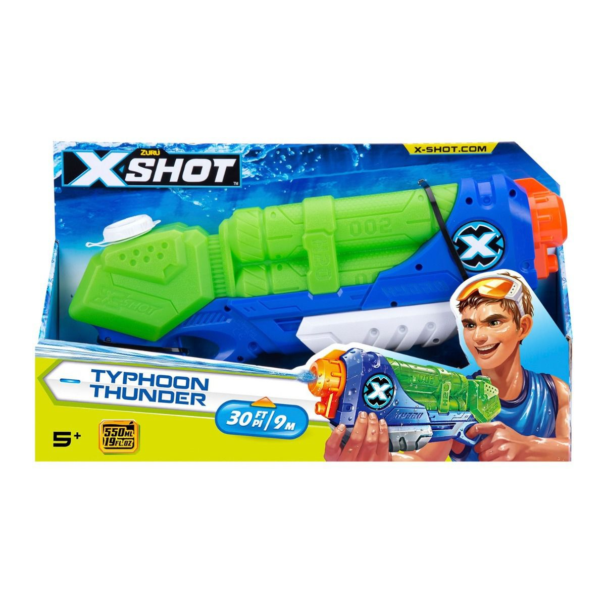 Lançador De Água - X-shot Hydro - Tormenta - Candide