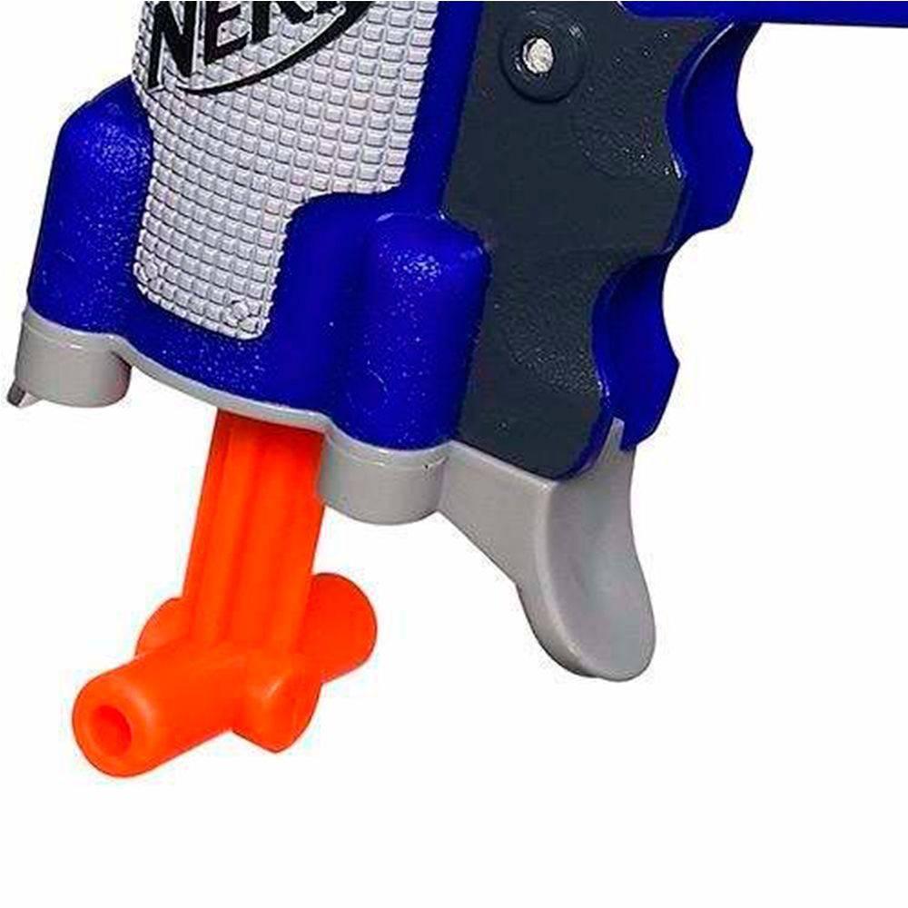 Lançador Nerf Elite Jolt N-strike Com 2 Dardos Hasbro A0707