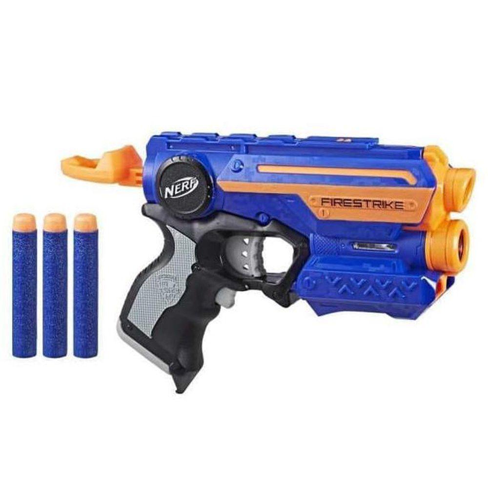 Lançador Nerf N-strike Elite Firestrike Hasbro A0709 8453