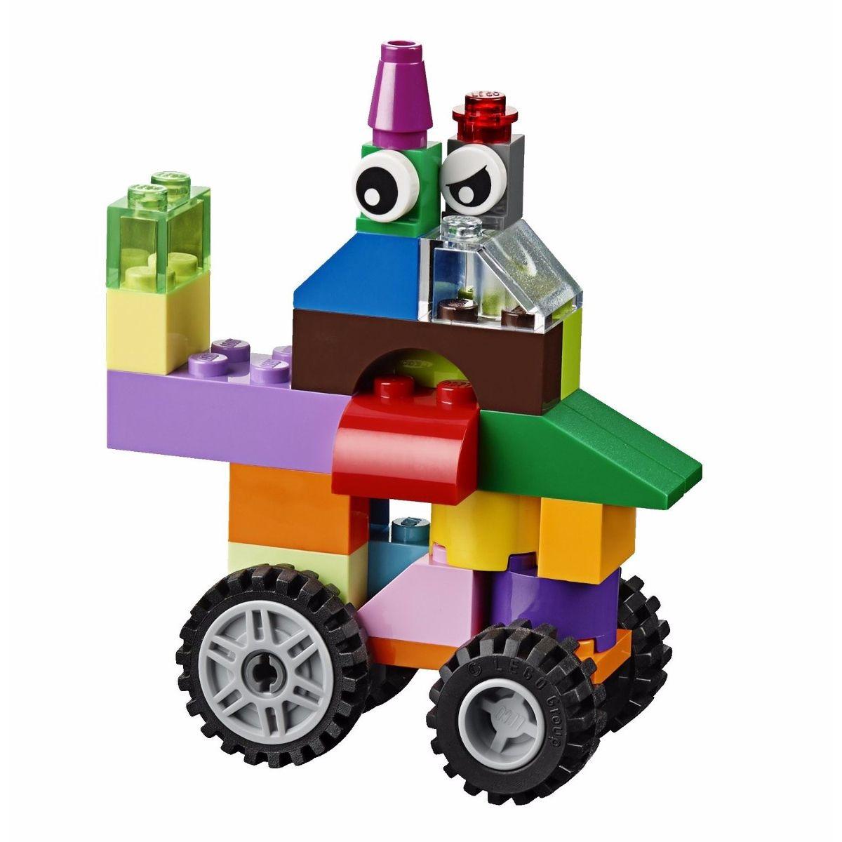 Lego Classic 10696 Caixa Média Com 484 Peças Criativas