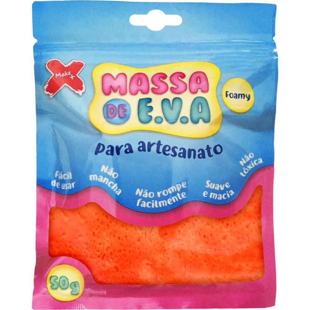 Massa De Eva Foamy EVAMAX Artesanato 50g