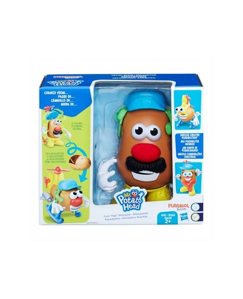 Mr Potato Head nas Alturas