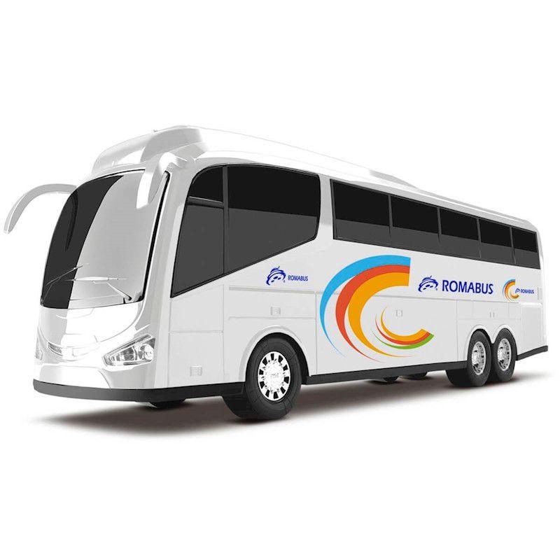 Ônibus Infantil Roma Bus Executive Roma Brinquedos